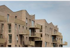 Sustainable British buildings from the 2015 RIBA awards. Brentford Lock West by Duggan Morris won a biodiversity award for its landscape design, which is irrigated by harvested rainwater! Duggan Morris, Clay Pavers, Water From Air, Brick Architecture, Architecture Names, Urban Architecture, Ancient Architecture, Brentford, Bunk Bed Designs