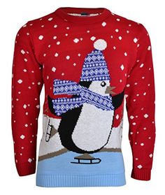 Product Description: ➨ Men's Unisex Christmas Reindeer Santa Sleigh Novelty Knitted Jumpers ⚜ Brand New Designs ⚜ High Quality Neck Line ⚜ Soft a Ugly Christmas Jumpers, Santa Sleigh, Christmas Gifts For Mom, Unisex, Ugly Sweater, Reindeer, Gifts For Her, Brand New, Skating