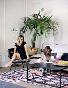 Visite | Chez la créatrice de Ba-sh - French By Design