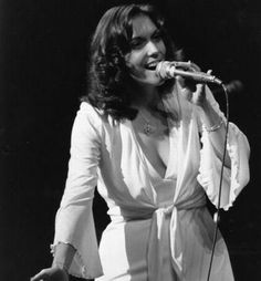 Karen Carpenter (March 2, 1950 – February 4, 1983) was an American singer and drummer. She and her brother, Richard, formed the 1970s duo  The Carpenters. She had a contralto vocal range and many have described her as one of the best singers in music history. She died at age 32 from heart failure caused by complications related to anorexia.