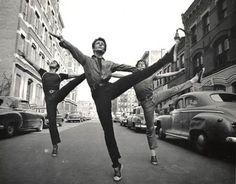 West Side Story. I heart Jerome!