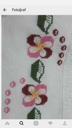Small Cross Stitch, Palestinian Embroidery, Kids Rugs, Decor, Cross Stitch Rose, Cross Stitch Patterns, Embroidery Ideas, Cross Stitch Embroidery, Stitch Patterns