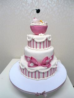 Darling Baby Shower Cake all edible Cakes Highly Decorated