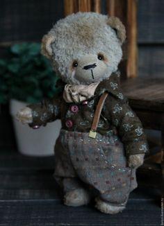 Teddy Bears handmade. Luc .... Elena Korotkova. Online Store Fair Masters. Teddy bear, teddy bear clothes