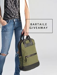 Bartaile backpack gi