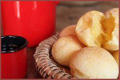 Cozinha para relaxar: A minha receita de pão de queijo - Comida mineira