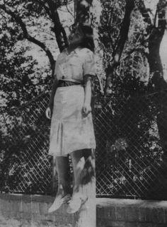 WWII - 1944. - Croatia / NDH - Split - ustaški zločin - Sonja Bućan - učiteljica