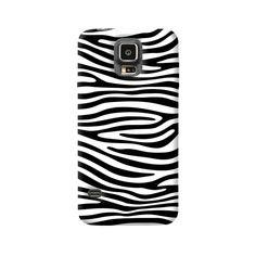Zebra Samsung Galaxy Case from Cyankart Samsung Galaxy S5, Phone Cases, Phone Case