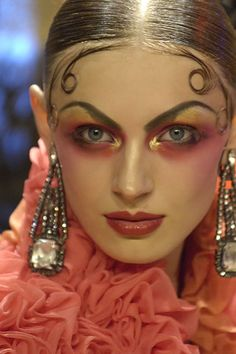 John Galliano, Spring/Summer 2008, Ready-to-Wear