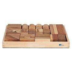 Natural Blocks set from QToys