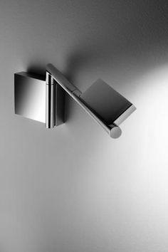 Contemporary wall light / metal / LED / orientable KANT A-3260 ESTILUZ