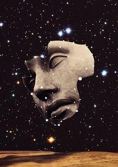 Sci-Fi Pulps by promopocket Arte Sci Fi, Sci Fi Art, Art Pulp, You Are My Moon, Art Du Collage, Digital Collage, Digital Art, Inspiration Artistique, Psy Art