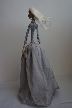 W wails Wylde...OOAK ART DOLL by burymebaubles on Etsy