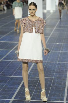 Chanel RTW Spring 2013 - Runway, Fashion Week, Reviews and Slideshows - WWD.com