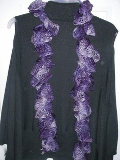 crochet patterns curly scarves | pattern info free pattern pattern info for this project can be found ...