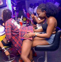 Doubtful. nigerian nightlife girls something and
