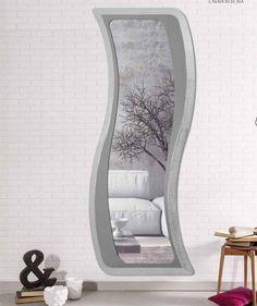 Las 34 mejores im genes de espejos decorativos espejos for Espejos rectangulares plateados