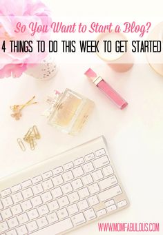 So you want to start a blog? Here are 4 things to do to get you started. I've been blogging for 10 years and these are the steps I have used to come up with ideas and become a full time blogger. #GatorPress #ad