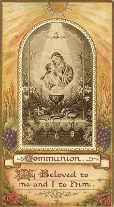Communion, undated | Flickr – Compartilhamento de fotos!