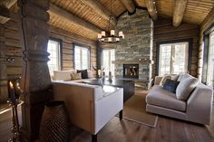 JaMin1 Dream Furniture, Cottage Style Interiors, Decor Design, Rustic Interiors, Home, Interior, Cabin Homes, Scandinavian Interior, Cedar Homes