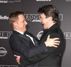 Nathan Fillion & Alan Tudyk at Rogue One - A Star Wars Story World Premiere - Red Carpet - Dec 10, 2016