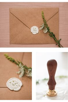 Wedding Wax Seals, Wax Seals, Wedding Invitations, Wedding Embellishments, White Wax Seals, Custom Wax Seals Wax Seals, Vines, Embellishments, Studios, Place Cards, Wedding Invitations, Place Card Holders, Photography, Couples Wedding Shower Invitations
