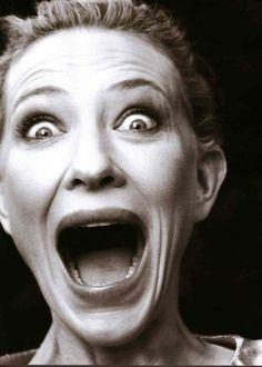 Cate Blanchett. @ Annie Leibovitz