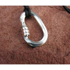 Climbing Jewelry for Rock Climbers, made from sterling silver Most of our rock climbing jewelry is fully functional, like the real climbing gear. Climbing Carabiner, Climbers, Rock Climbing, Gifts For Him, Jewelry Gifts, Pendant Necklace, Sterling Silver, Ysl, Jewlery