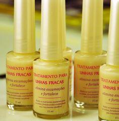 Essa base da La Beauté é indicada para o tratamento de unhas fracas.