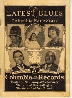 Peg Leg Howell - Columbia 1927 catalog