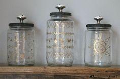 boho jars, bedroom ideas, crafts, go green, home decor, outdoor living