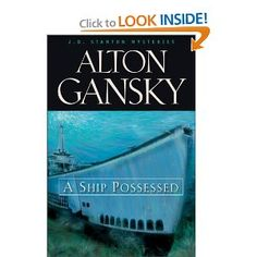 A Ship Possessed - and anything else by Alton Gansky. Christian fiction with some fabulous twists and turns!