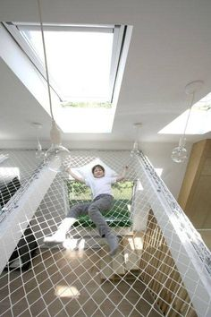 hammock for unique look