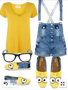 Minions - i d so wear that