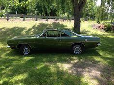 1969 cuda. Plymouth Barracuda