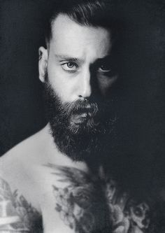 501beards:  #425 A blog dedicated to men with beards and tattoos..I think, yes.