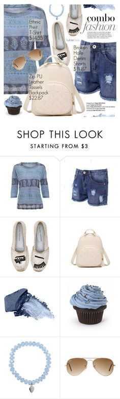 """Casual Friday"" by pokadoll ❤ liked on Polyvore featuring Chiara Ferragni, NARS Cosmetics, Martick, Ray-Ban, polyvoreeditorial and polyvoreset"