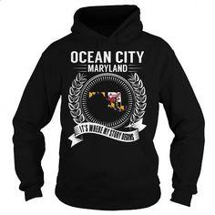 Ocean City, Maryland - Its Where My Story Begins - #men shirts #funny shirt. SIMILAR ITEMS => https://www.sunfrog.com/States/Ocean-City-Maryland--Its-Where-My-Story-Begins-Black-Hoodie.html?id=60505