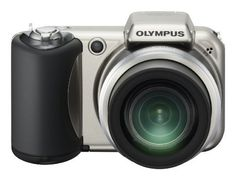 Olympus SP-600UZ 12MP Digital Camera with 15x Wide Angle Dual Image Stabilized Zoom and 2.7 inch LCD by Olympus. $249.95. From the Manufacturer                 With its 15x wide-angle zoom and one-touch HD movie recording feature, the SP-600UZ is one seriously sophisticated camera. But don't let its big capabilities fool you. The SP-600UZ is truly compact, making it the perfect travel companion for weekend getaways, and everyday snapshots.   15x Wide-Angle Zoom (F3.5-F5.4, 28-4...