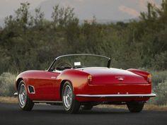 1958 Ferrari 250GT LWB California Spyder