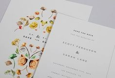 Design Work Life » cataloging inspiration daily in Wedding Invites