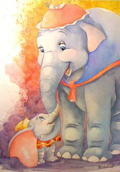 You aren't the walking sort of elephant, you were meant to FLY!!!!