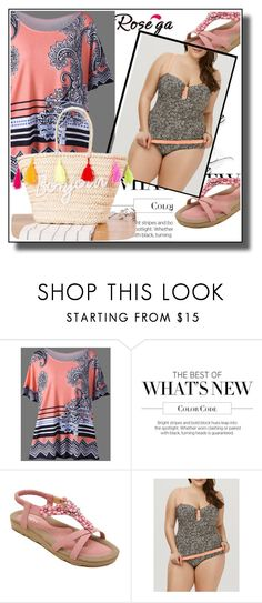 """""""rosegal.com 74"""" by k-lole ❤ liked on Polyvore"""