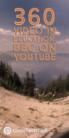 Reading for virtual reality lessons? 360 videos for the classroom! Check out the BBC's collection of virtual reality experiences.