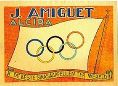 Naranjas J. Amiguet.  Alzira.