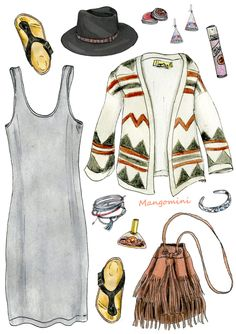 Back to school Boho Cindy Mangomini
