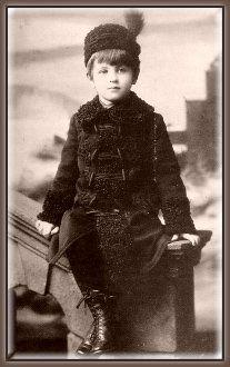 Vyvyan Holland, son of Oscar Wilde.