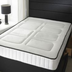 Open Coil 13 5 Orthopaedic Spring Mattress Luxury Fabric Beds Co Uk