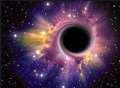 Black holes, the most mysterious phenomenon in the universe.