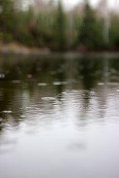 Rain by Sanborn Canoe Photography Rainy Night, Rainy Days, Ragnor Fell, Image Deco, I Love Rain, When It Rains, It Goes On, Stock Foto, Rain Drops